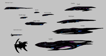Ship concepts Arkonyx 1