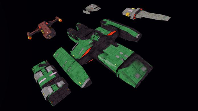 Ships test screenshot 1